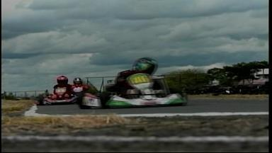 Aberta a temporada de kart em 2015 - A abertura das atividades aconteceu no kartódromo de Uruguaiana, RS.