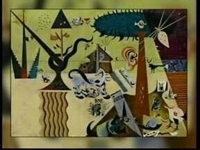 Florianópolis vai receber exposição com 100 obras de Miró - Florianópolis vai receber exposição com 100 obras de Miró