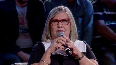 Desembargadora acha que conceito da moral mudou com o tempo - Maria Berenice Dias acredita que a TV dá mais abertura para a discussão de determinados assuntos