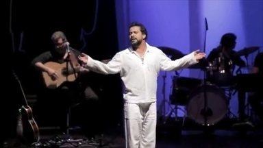 Musical no DF conta a história de Gonzaguinha - O espetáculo O Eterno Aprendiz Eterno - Gonzaguinha conta a trajetória de um dos maiores artistas populares do país. O musical será neste sábado (25) e no domingo (26), em Brasília.