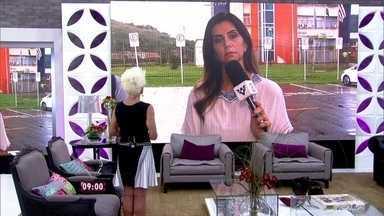 Ana Maria conta caso inacreditável de equipe de TV assaltada ao vivo - Repórter da TV Tribuna Tatyana Jorge relata experiência traumática