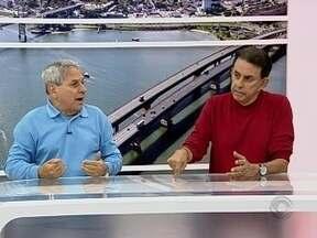 Roberto e Miguel comentam os destaques do futebol catarinense desta quarta-feira (29) - Roberto e Miguel comentam os destaques do futebol catarinense desta quarta-feira (29)