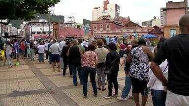 Juiz de Fora tem 3ª edição da Festa do Trabalhador - Comemoração ocorre na Praça Antônio Carlos, nesta sexta-feira (1ª).Haverá serviços variados e programação cultural.