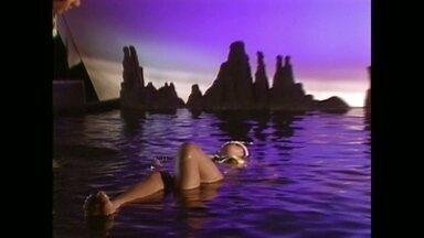 Veja tecnologia usada em clássico videoclipe do Fantástico - Com narração de Cissa Guimarães; relembre!