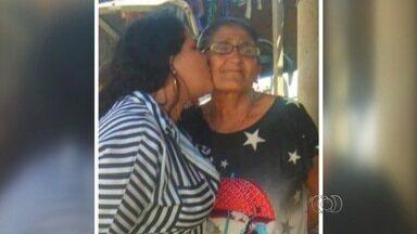Telespectadores da TV Anhanguera fazem homenagens às mães, em Goiás - Fotos e vídeos podem ser enviadas pelo aplicativo QVT ou pelo email ja1@tvanhanguera.com.br.