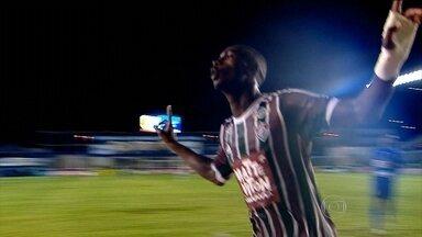 """Esporte Espetacular mostra a série """"Meu primeiro Brasileirão"""" - Quadro mostra a historia de Gerson, meia do Fluminense."""