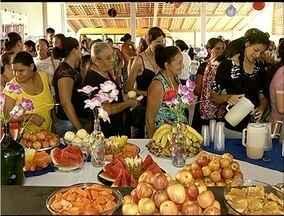 Apae homenageia mães com café da manhã em Gurupi - Apae homenageia mães com café da manhã em Gurupi