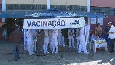 Postos de saúde tem funcionamento especial para vacinação contra gripe neste sábado - Postos de saúde tem funcionamento especial para vacinação contra gripe neste sábado