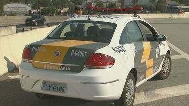 Assaltos em estradas ficam frequentes na região de Campinas, SP - As ações geralmente são realizadas nas proximidades de bairros para facilitar a fuga.