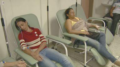 Epidemias de dengue na região de Campinas causam prejuízo para a rede pública - O tratamento de um paciente com dengue pode ultrapassar o custo de R$ 3 mil.