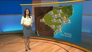 Domingo (10) de Dia das Mães vai ser chuvoso no estado - Instabilidade se espalha por todas as regiões do RS e há alerta para temporais.