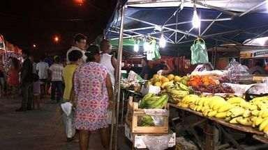 Feira em bairro populoso de Cuiabá faz sucesso entre os moradores - Feira em bairro populoso de Cuiabá faz sucesso entre os moradores