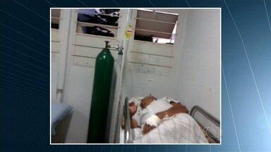 Pacientes sofrem com a falta de UTI em Goiás - Só em Goiânia, 56 esperam por uma vaga para serem internados. Estado abriu auditoria na área para verificar a má utilização dos leitos.