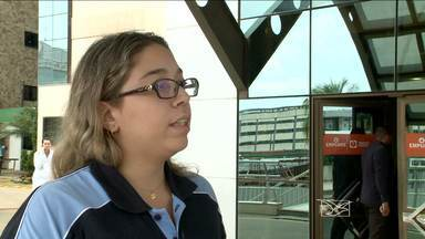 Família de paciente internado na UTI é vítima de golpe em São Luís - Família de paciente internado na UTI é vítima de golpe em São Luís.