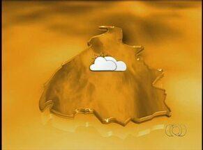 Confira a previsão do tempo no Tocantins para esta terça-feira (19) - Confira a previsão do tempo no Tocantins para esta terça-feira (19)