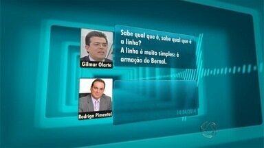 Prefeito da capital cancela entrevista para explicar denúncias do MP - Investigações contra Gilmar Olarte identificou que funcionários foram contratados e não cumpriam expediente no prédio da prefeitura