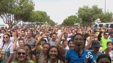 Medida Certa' será realizada em Manaus no dia 31 deste mês - Evento incentiva prática de exercícios e alimentação saudável.
