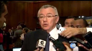 Prefeito Kléber Eulálio é o novo conselheiro do Tribunal de Contas do Estado do Piauí - Prefeito Kléber Eulálio é o novo conselheiro do Tribunal de Contas do Estado do Piauí