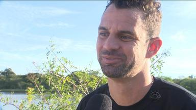 Magrão anuncia aposentadoria no futebol - Durante o Gauchnao, ex-volante tornou pública a luta contra um câncer.