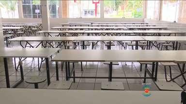 Restaurante universitário da UFCG paralisa atividades - Com a paralisação, os estudantes da Universidade Federal de Campina Grande estão sem refeições.