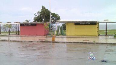 Licitação para quiosques da Ponta Negra é aberta, em Manaus - Os interessados devem buscar todas as informações no edital disponibilizado pelo Implurb.