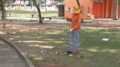 Quem joga lixo em local indevido pode ser punido em Rondonópolis - Em Rondonópolis, quem joga lixo em local indevido pode ser punido.