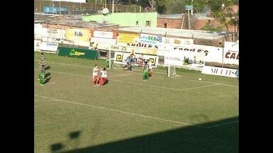 Inter-SM empata clássico Rio-Nal nos últimos minutos de partida - O jogo foi no estádio Presidente Vargas