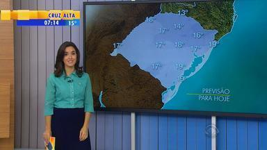 Tempo: quinta (21) deve ser marcada por altas temperaturas - 'Veranico' de maio se despede com calor.