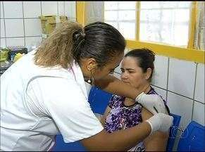 Menos da metade da meta para a campanha de vacinação foi alcançada em Araguaína - Menos da metade da meta para a campanha de vacinação foi alcançada em Araguaína