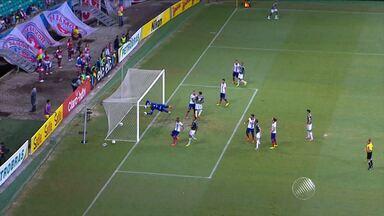 Em noite de belos gols, Bahia ganha de 3 x 1 e se classifica na Copa do Brasil - Confira as notícias do tricolor baiano.