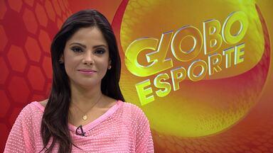 Carina Pereira apresenta os destaques do Globo Esporte MG desta quinta-feira - Carina Pereira apresenta os destaques do Globo Esporte MG desta quinta-feira