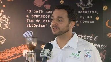 Projeto ambiental de café sustentável é lançado em Manaus - Café é produzido organicamente, sem produtos químicos industrializados.