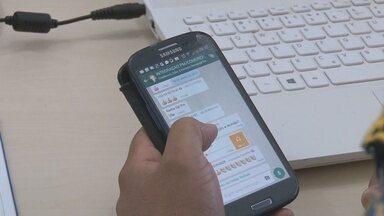 Polícia de Cacoal usa aplicativo de celular para receber denúncias - Projeto está em teste há 6 meses.