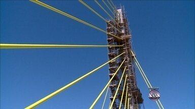Consórcio entregará Ponte de Laguna em 30 de junho, segundo Dnit - Consórcio entregará Ponte de Laguna em 30 de junho, segundo Dnit