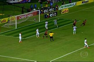 Pedro Vieira comenta o jogo entre Santos e Sport - A partida é válida pelo Campeonato Brasileiro.