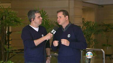 Bob Faria analisa o River Plate, adversário do Cruzeiro desta quinta, pela Libertadores - Comentarista fala sobre a pressão que o time celeste deve encontrar no Monumental