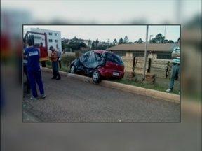 Quinta-feira é marcada por acidentes na região norte do RS - Três ocorrências foram registradas durante o dia