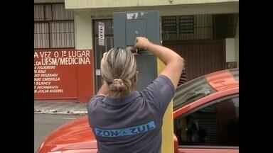 Parquímetros não são mais cobrados em Santa Maria - O contrato entre a prefeitura e a empresa que administra o estacionamento rotativo não foi renovado.