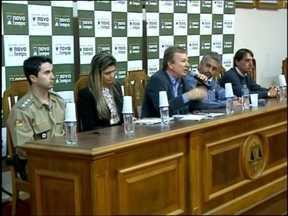 Fórum discute aumento da criminalidade em Pelotas - Autoridades ouviram as principais reivindicações dos estudantes da UFPel sobre a falta de segurança