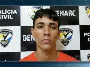 Homem é preso com droga em ônibus que seguia de Goiás para o Tocantins - Homem é preso com droga em ônibus que seguia de Goiás para o Tocantins