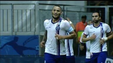 Bahia vence com placar curto, perde pênalti, mas mantém a liderança da série B - Confira as notícias do tricolor baiano.