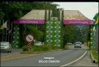 Seleção Brasileira de futebol chega nesta segunda-feira a Teresópolis para treinamento - Treinamento acontece na Granja Comary.