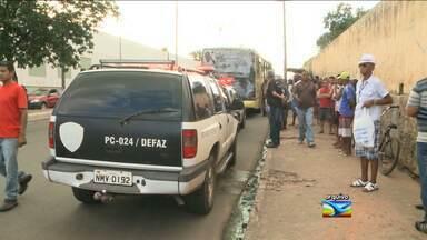 Mais de 200 casos de asaltos a ônibus preocupam passageiros - Mais de 200 casos de asaltos a ônibus preocupam passageiros