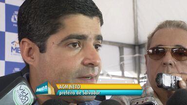 Prefeitura de Salvador apresenta programa para recuperar habitações em situações precárias - Segundo a prefeitura, 160 bairros e três ilhas farão parte do programa.