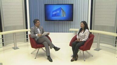 Superintendente do Sesi Amapá fala sobre Ação Global 2015 - Superintendente do Sesi Amapá fala sobre Ação Global 2015