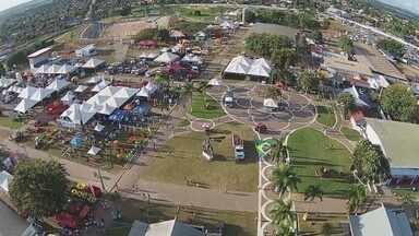 Cerca de 40 mil pessoas participaram da 4ª Rondônia Rural Show - Feira de Agronegócio superou as expectativas segundo a organização.