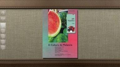 Manual dá dicas sobre a melancia - Escola de agricultura Luiz de Queiroz traz todas as informações. Custa R$ 12,50. Para pedir um exemplar, basta entrar em contato com a Caixa Postal 9, Piracicaba (SP) – CEP 13418-900.