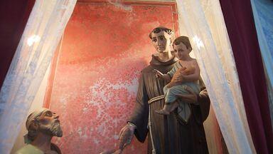 Conheça a história de Santo Antônio - Confira na reportagem direto do largo que leva o nome do santo, em Salvador.