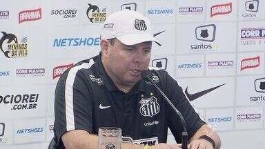 Santos enfrenta a Ponte Preta pelo Campeonato Brasileiro - Partida acontece às 18h30, na Vila Belmiro.