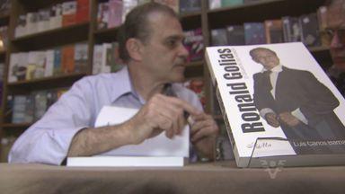 Historiador lança livro sobre o humorista Ronald Golias - Golias foi um dos pioneiros em comédia na televisão brasileira.
